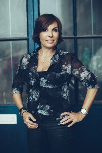 Christine Stach, Inhaberin Friseursalon Haargenau