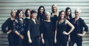 Friseursalon Haargenau Team