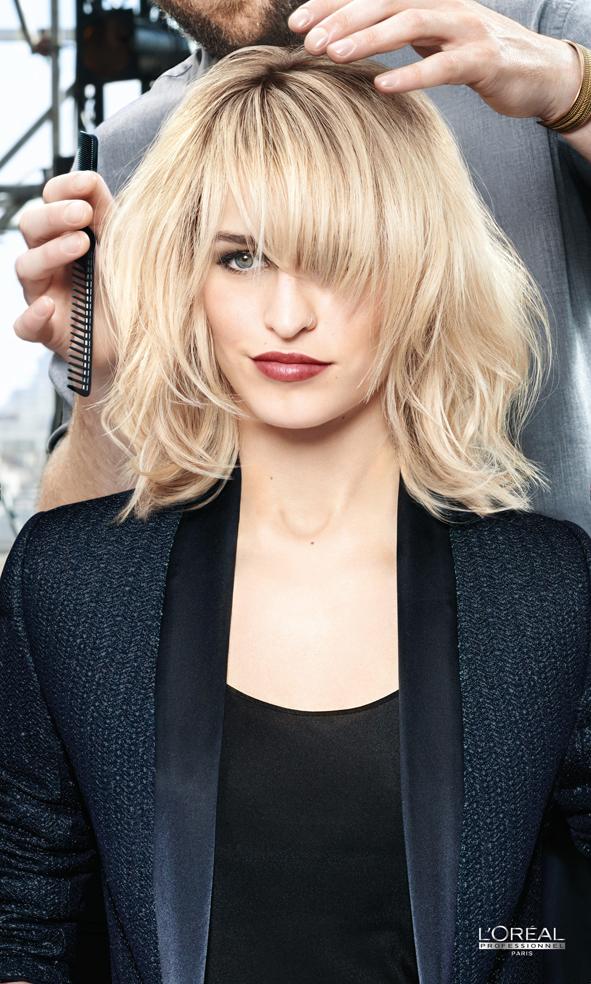 haargenau blond loreal