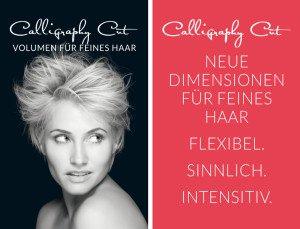 Haargenau Calligraphy Cut Neue Dimensionen für feines Haar