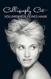 Haargenau Calligraphy Cut Volumen für feines Haar