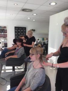 L'Oréal Hair Fashion Night 2016 bei Haargenau Kleve15