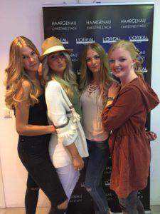 L'Oréal Hair Fashion Night 2016 bei Haargenau Kleve2