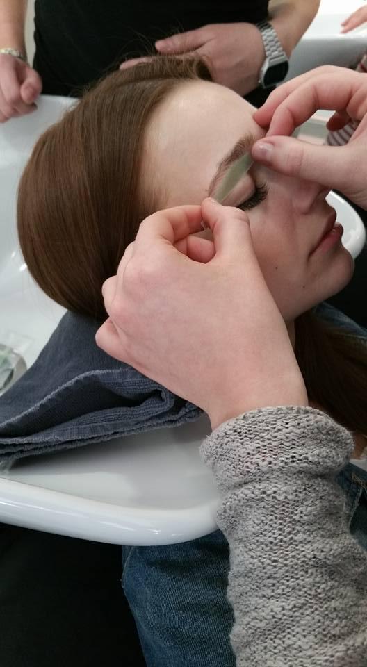 Augenbrauen Kleve